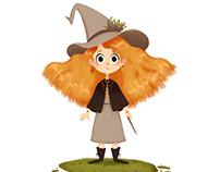Little Witch-Hazel Woods