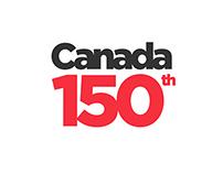 Canada150th Branding Experiment