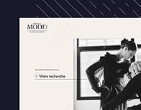 Encyclo Fashion - Branding & Website
