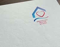 """""""Φροντίδα στο σπίτι"""" logo"""