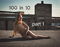 fonarick & Mishelle Gotje 100in10 part 1