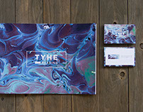 Tyhe Reading // Portfolio and Business Cards