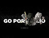 Web Design • One Page│ God in Details