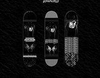 FA - DYLAN - skateboard design