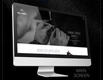 Milord Style House Web Site Tasarımı