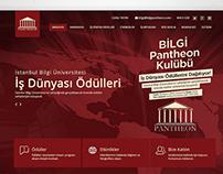Silüet Tanıtım Web Tasarım | pantheon