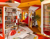 Garden of Impressionist - Library