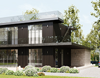 Modern Architecture house project