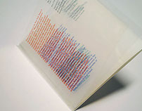 Synesthesia Booklet