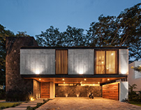 Hilca House in Colima, Mexico by Di Frenna Arquitectos