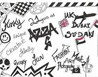 Stencil Sketchez 2014/15