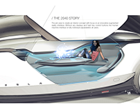 The 2040 Story - A Tesla vision