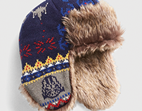 gap x star wars, cozy trapper hat; accessory design