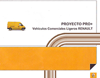 Renault Pro+ Commercial MPV design 2009 (hand made)