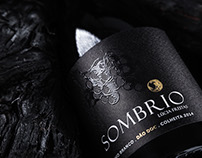 Sombrio || Wine Packaging Design