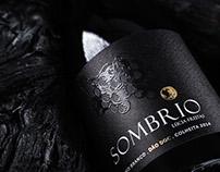 Sombrio || Wine Packaging Design