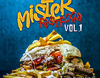 Fast Food Vol.1 (Single Cover)