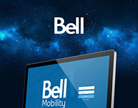 Bell Mobility Project Mockups