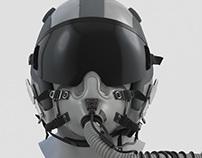Pilot helmet HGU-55