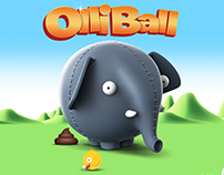 Olli Ball Game App