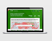 Natural History Museum | Data portal