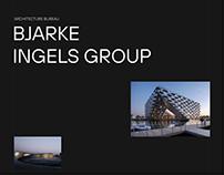 Bjarke Ingels Group - New Website