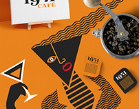 1951 Cafè | visual identity