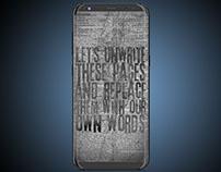 Top 10 Vertical Galaxy S8 Mockups