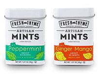 Fresh Thyme Mints