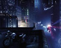 BMW Motorrad - Blade Runner
