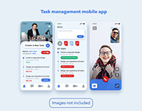 Office Task management mobile app