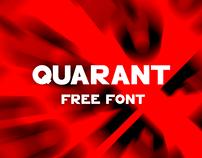 QUARANT - FREE FONT