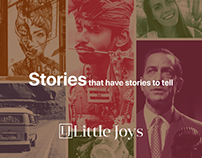 Little Joys- A Wordpress UX Case Study