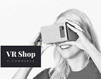VR e-Commerce solution