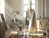 Artist Floor