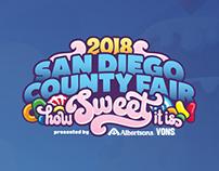 San Diego County Fair 2018