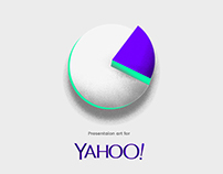 Presentation Art for Yahoo!