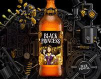 Black Princess - Miss Blonde