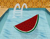 Summer Illustrations 2020