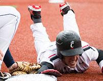 UC Baseball Photography