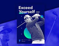 Exceed - App Design