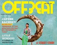Magazine Cover // OFFBEAT // FCD