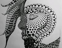 Zentangle  Work