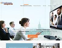 Landing Page UI - Business Octane