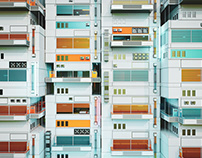 Day & Night apartments buildings