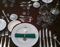 Four Main Table Service Styles of Fine Dining