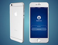 AppLock App Design