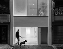 The house/ ChArchiLab H.C. Cha