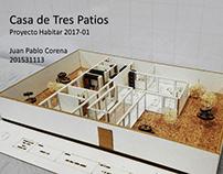 CF_Proyecto Habitar_Casa Tres Patios_201710