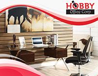 Hobby Office Flyer Design